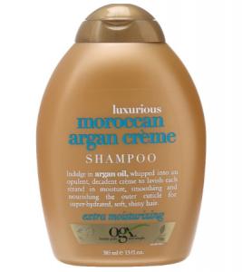 Ogx moroccan argan creme shampoo