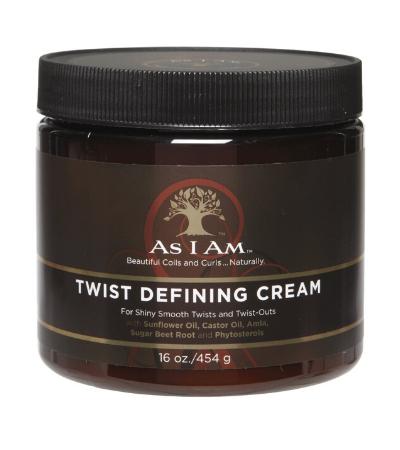 As I Am Twist Defining Cream Review