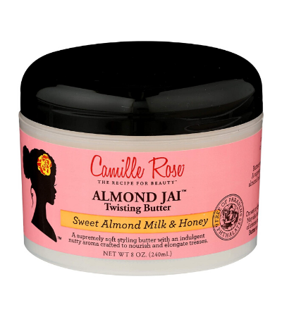 Camille Rose Naturals Almond Jai Twisting Butter Review