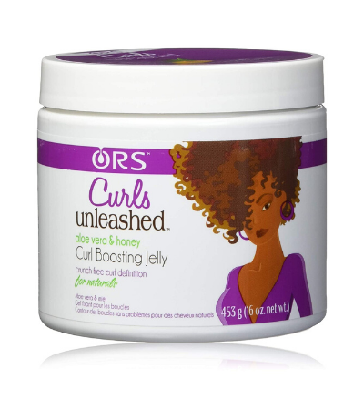ORS Curls Unleashed Curl Boosting Jelly Review