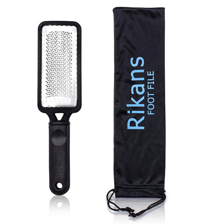 Ricans Colossal Foot Rasp pedicure care tool Review