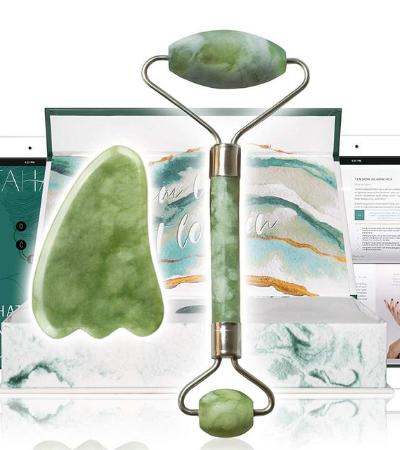 ATAHANA Premium Jade Roller