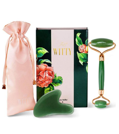 WITTY Jade Roller and Gua Sha Set Review