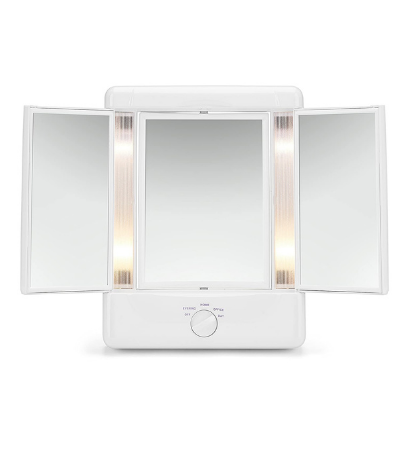Conair illumina lighted makeup mirror