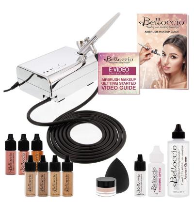 Belloccio Airbrush Makeup Review