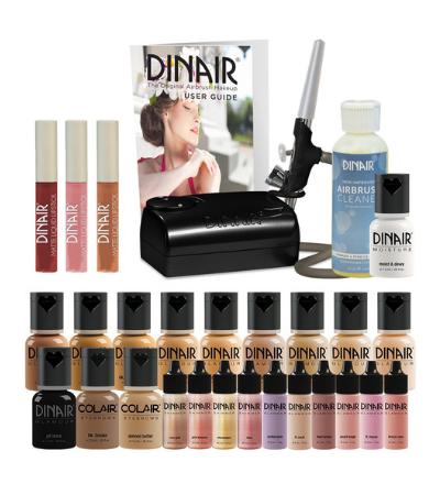 Dinair Airbrush Makeup Kit Review