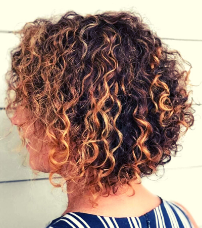 Type 3 The Curly Hair_