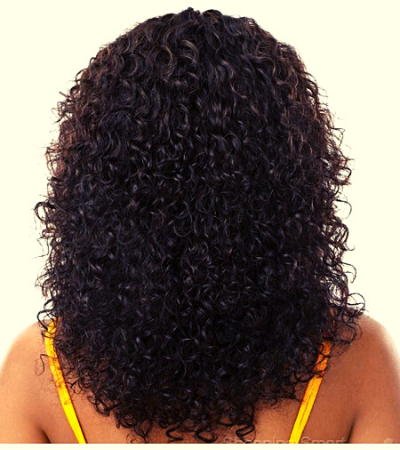 Type 4 The Kinky Hair_