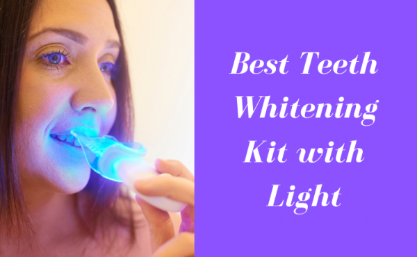 Best Teeth Whitening Kit with Light