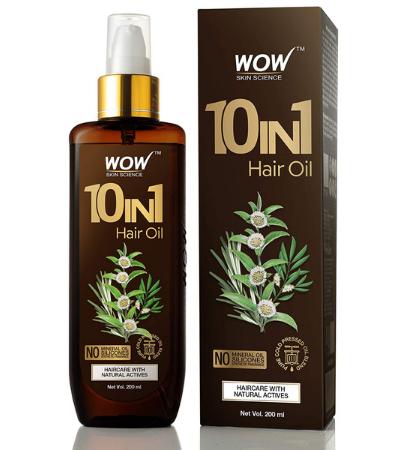 WOW 10in1 Hair Oil