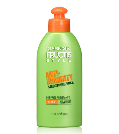 Garnier Fructis Style Anti-Humidity Smoothing Milk Review