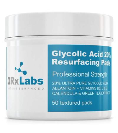 Glycolic Acid 20% Resurfacing Pads