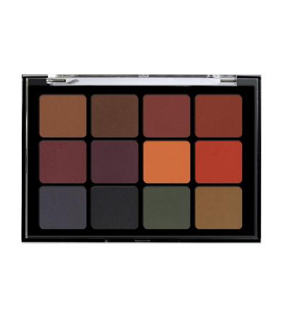 Viseart Eyeshadow Palette 04 Dark Mattes